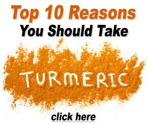 The top 10 reasons you should take turmeric